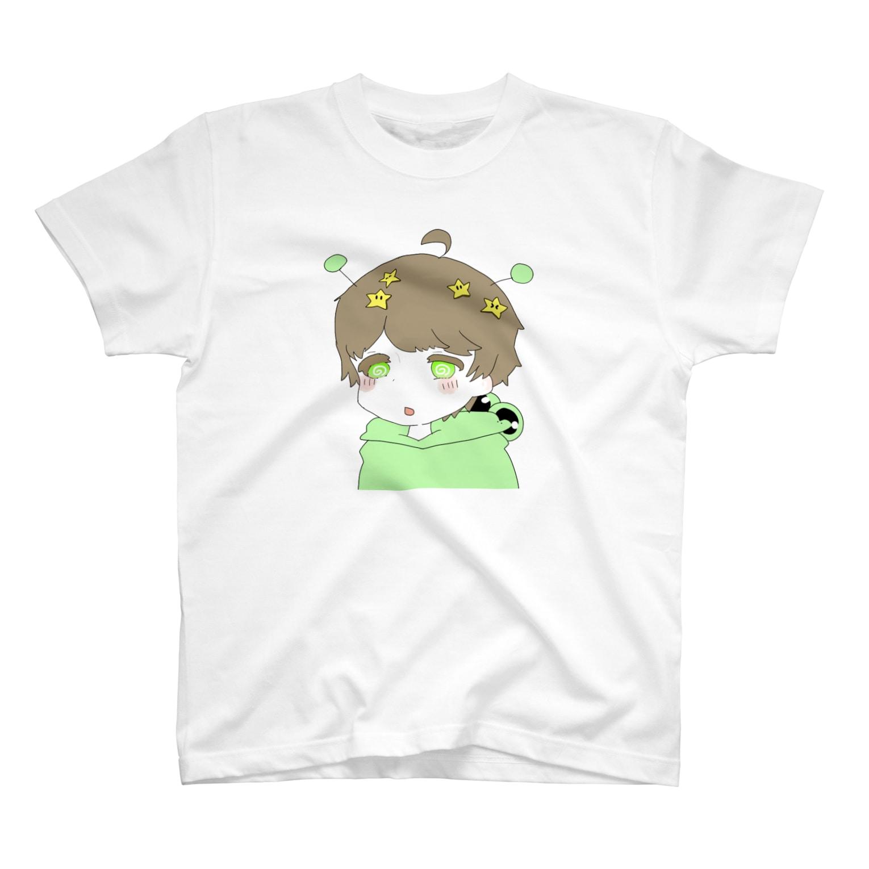 mekumaのあ T-shirts