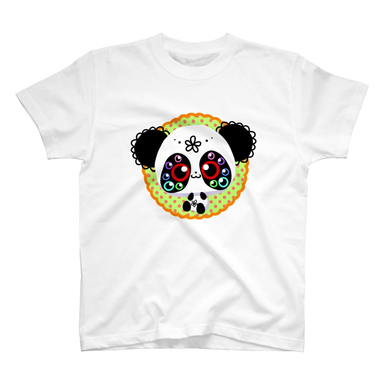 ChuchuPlanの【フーマオ】 T-shirts