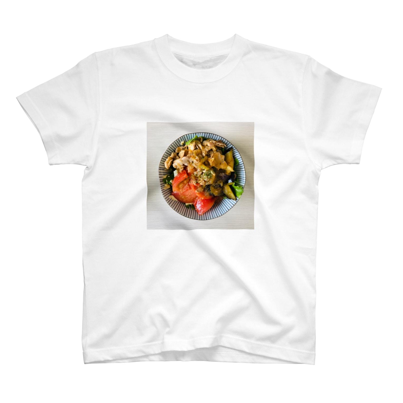 Arioの夏野菜丼 T-shirts