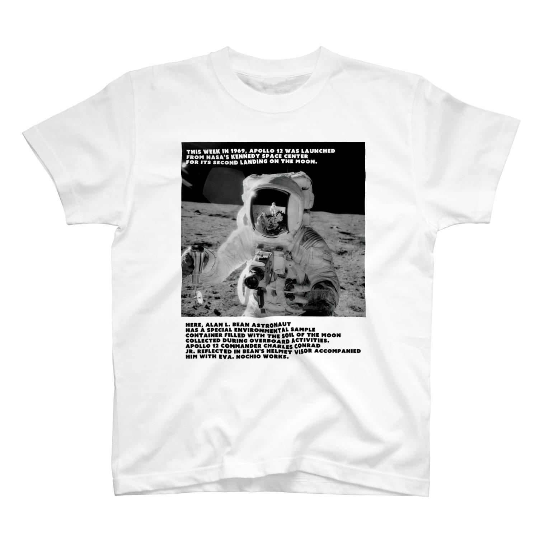 nochio🧙♂️デザフェス48 J-1のアストロノーツ T-shirts