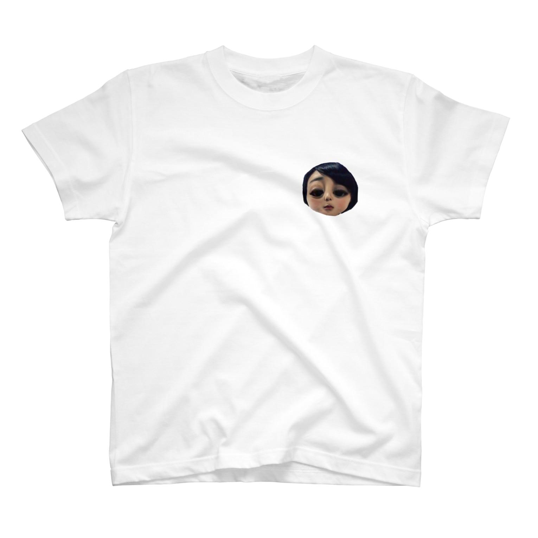_watana_becky_の迎えを待ってるあたす T-shirts