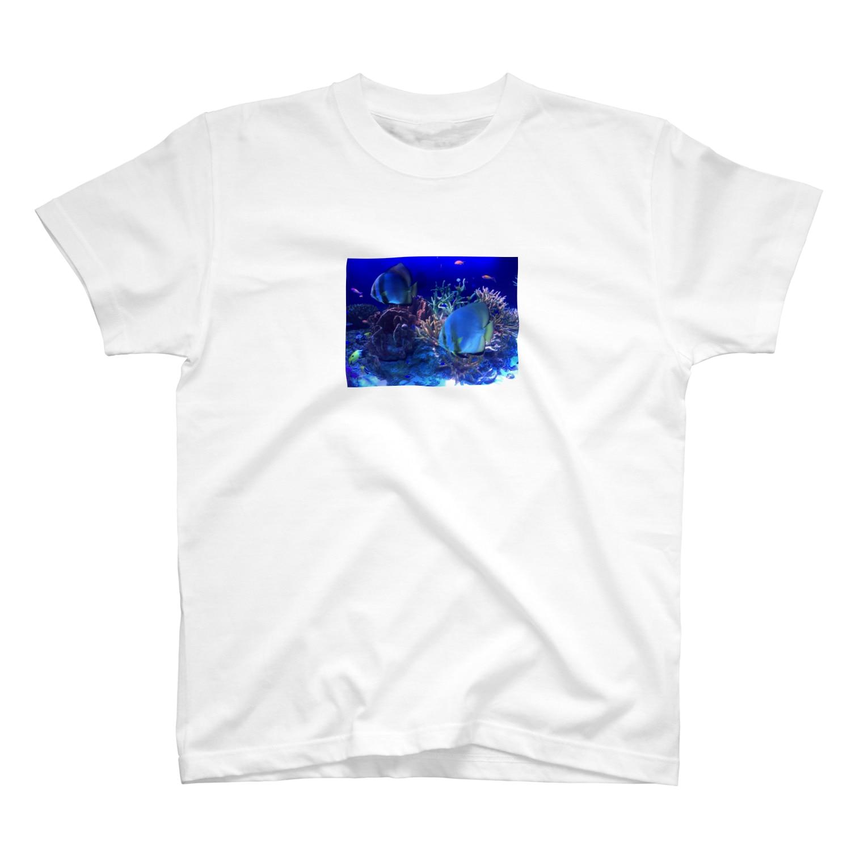 aoyoのおさかな T-shirts