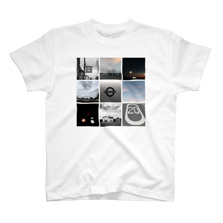 ダブルハピネスのアンダーグラウンドハピネス T-shirts