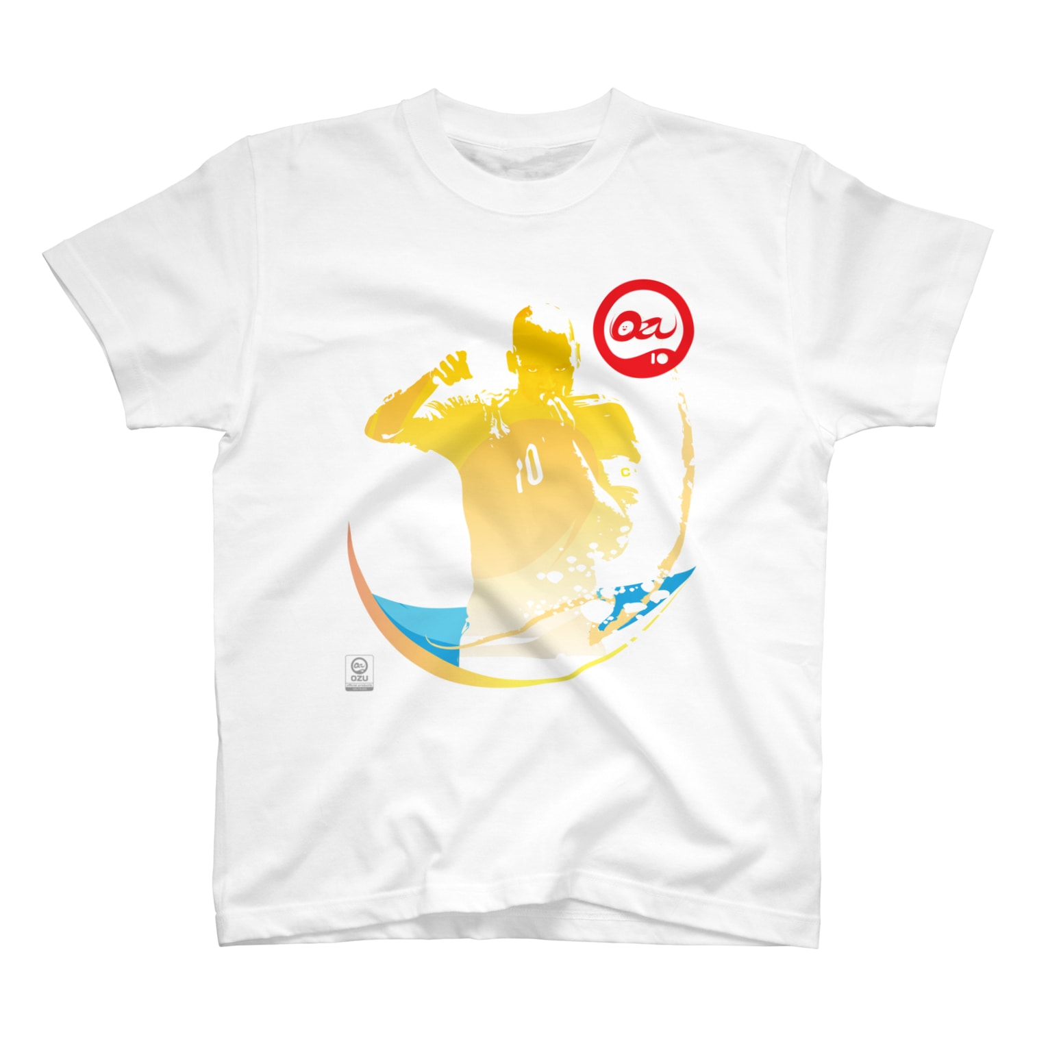 Designer YKのsummer passion [ OZU official products ] OZU-TS.003 T-shirts