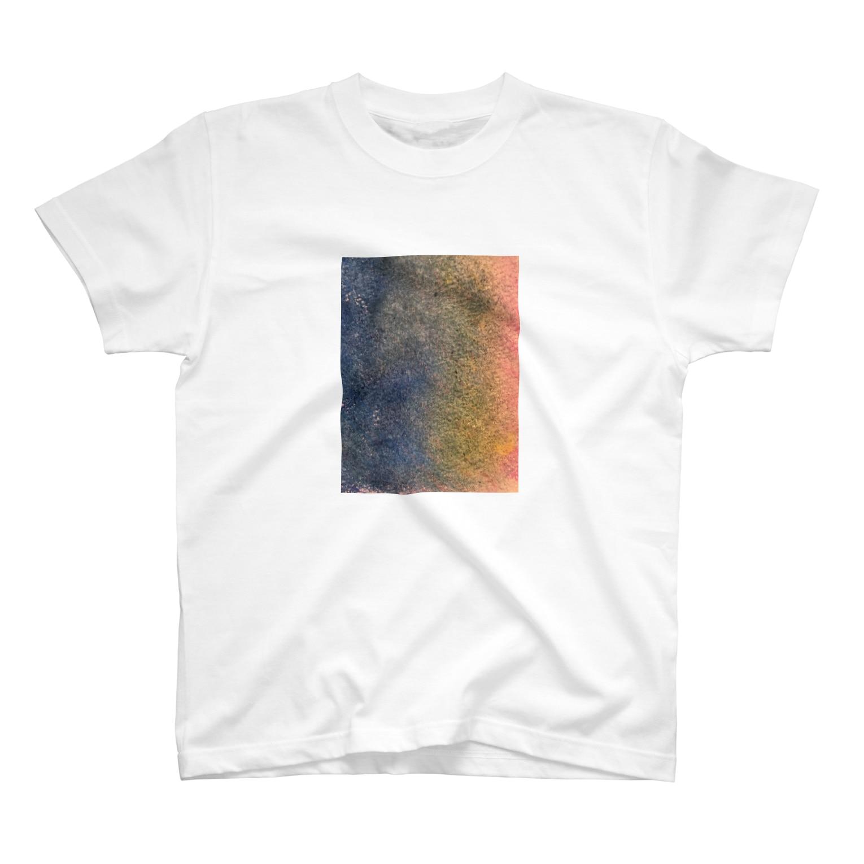 ぴのきのあの空 T-shirts