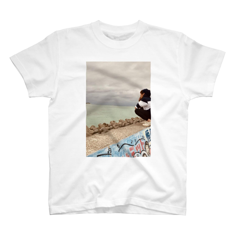 Kintyan_0000のニコ生金ちゃんの休日 T-shirts