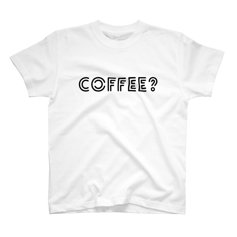 attsumiのCOFFEE? T-shirts