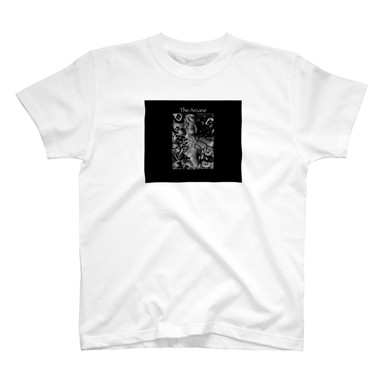 kanaseのThe Arcane T-shirts