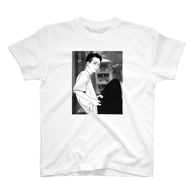 frescoのboy2 T-shirts