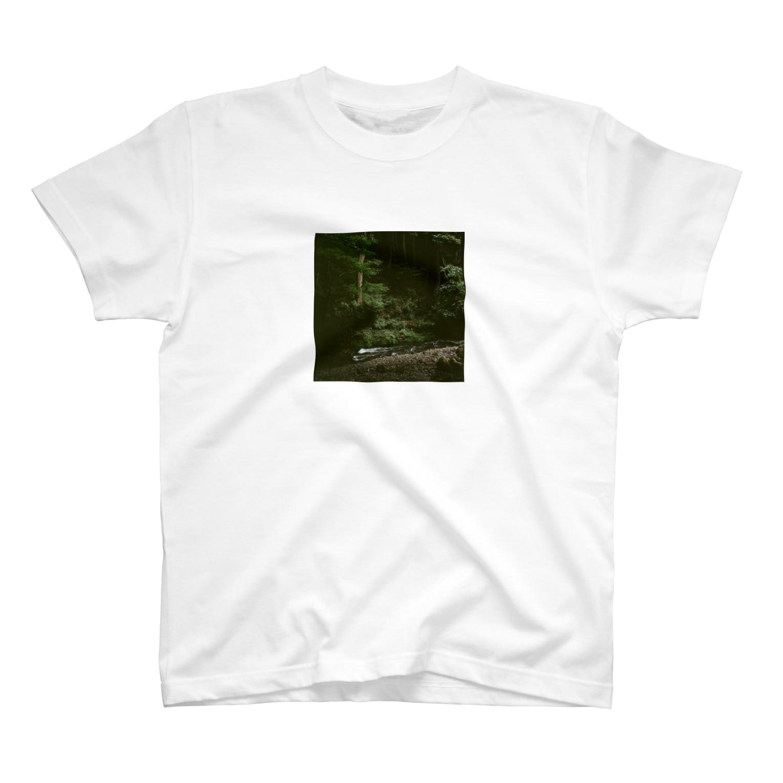 Shogo Hirokiの林 T-shirts