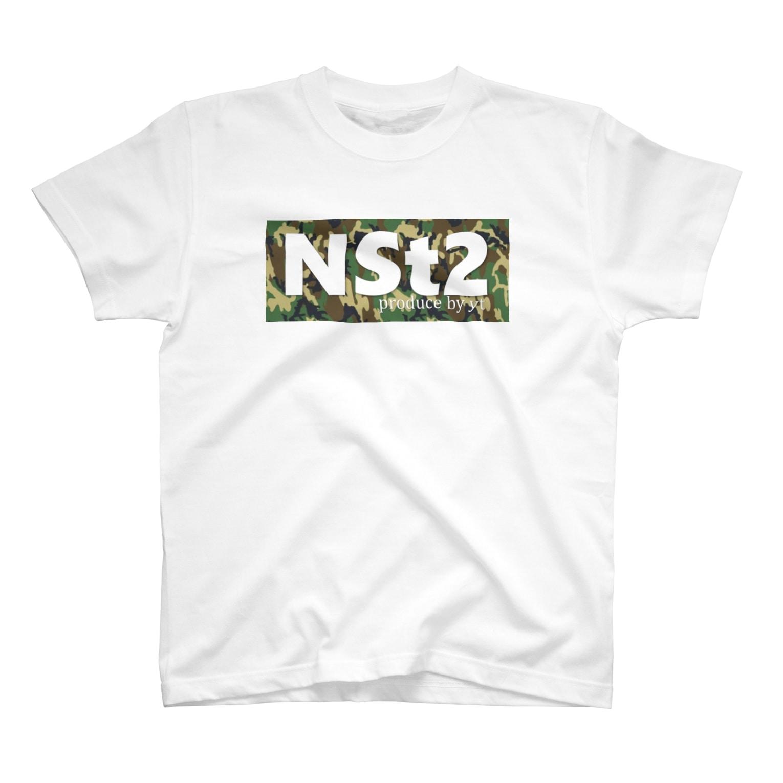 NSt2のNSt2-Tmeisai box T-shirts