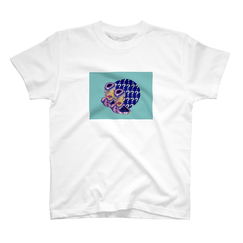 冨士井のテカテカ T-shirts