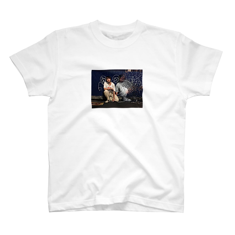 ラランド サーヤのGOODBYE NISHIDA T-shirts