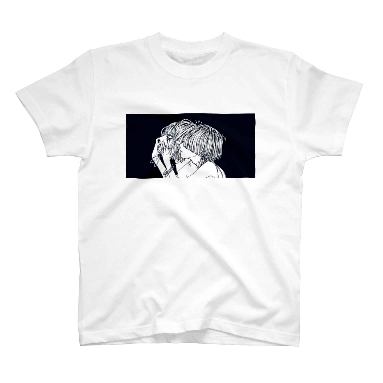 夏目郁の幸福教義. T-shirts