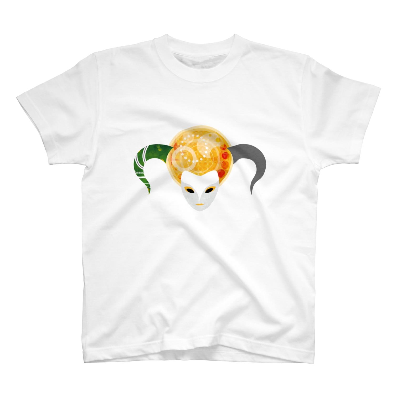dashiの山吹鬼 T-shirts