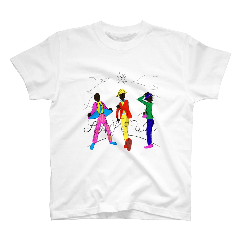 warako*のサプール! T-shirts