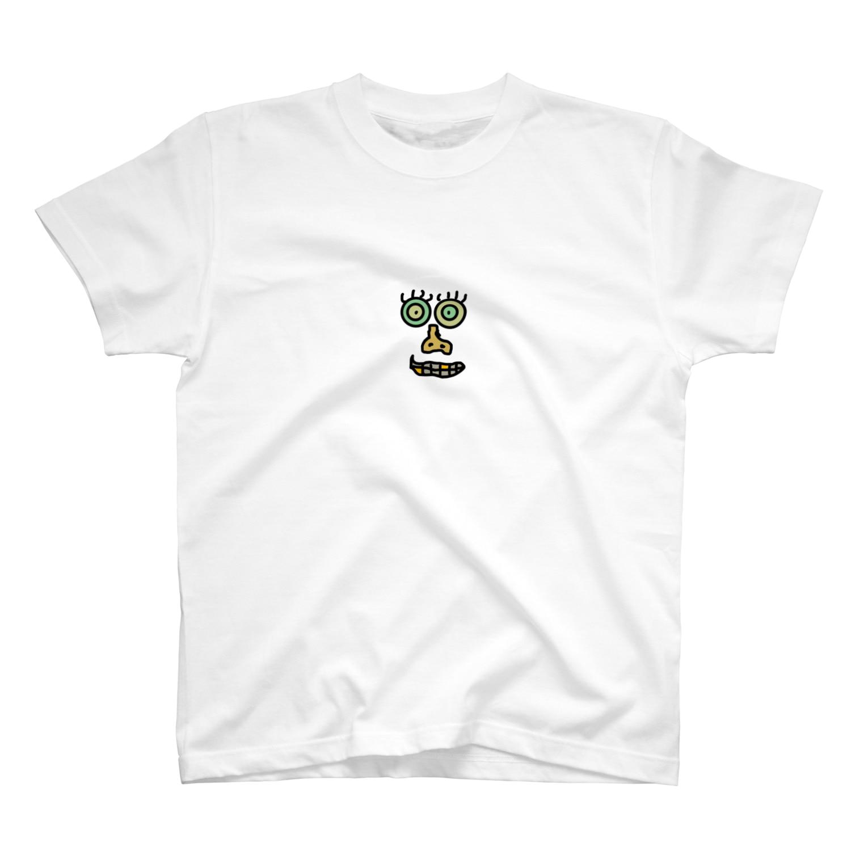 kimamaのブン太くん T-shirts