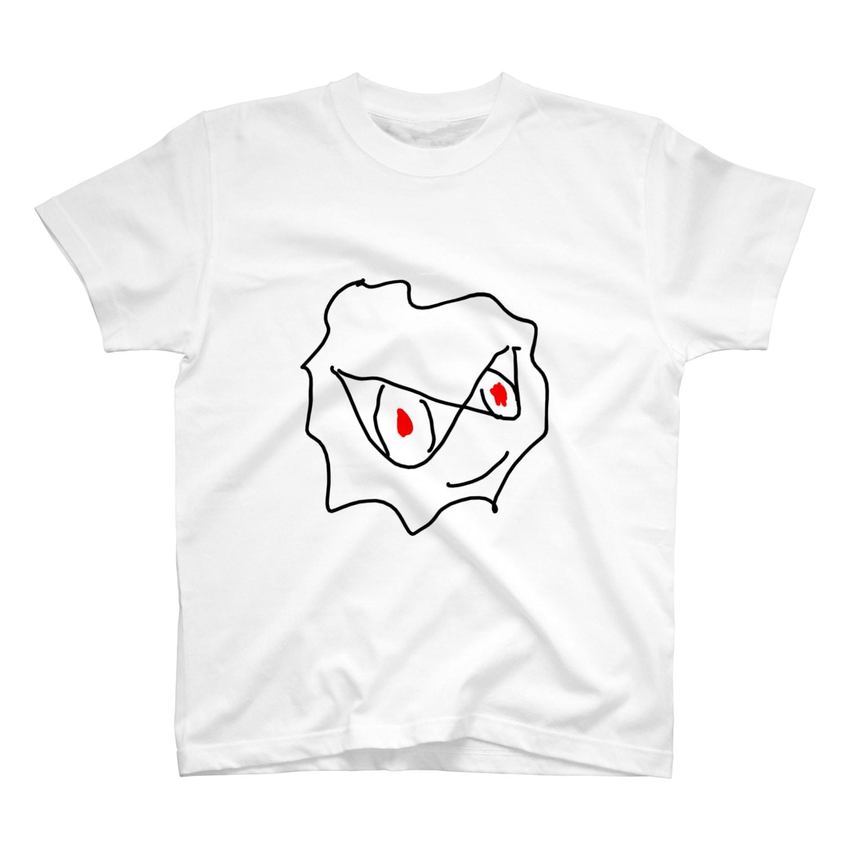 ぐいすちゃんのJACK T-shirts
