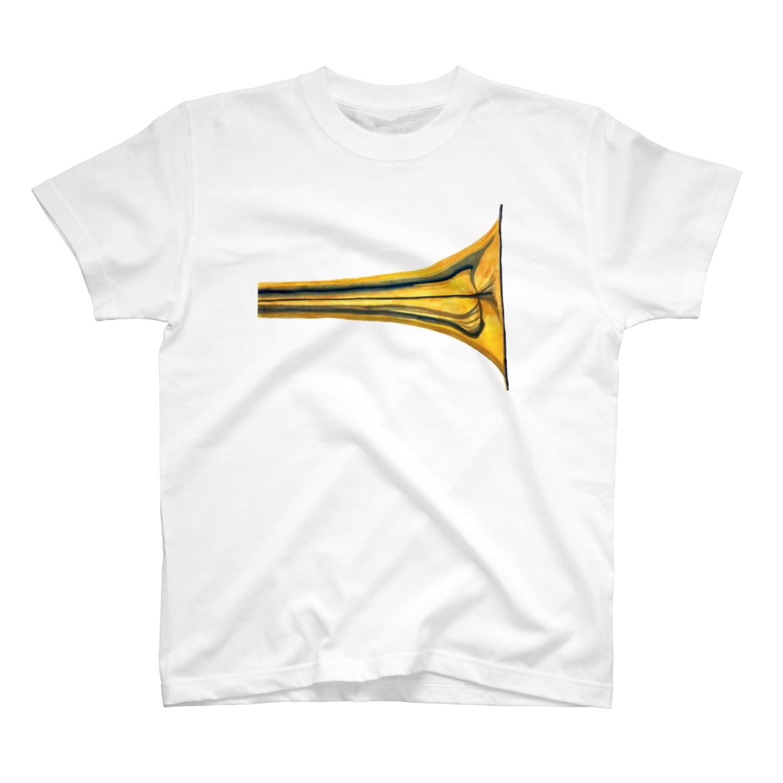 herbrecordzのラッパ T-shirts