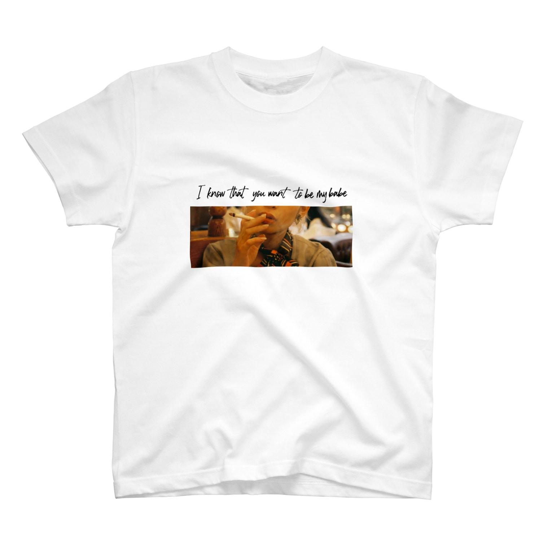 ami by iwsstのi know T-shirts