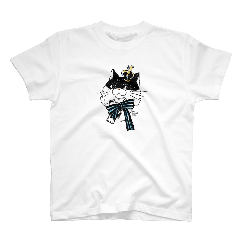 spiralspot*zakkaのあんころもっちもち王国 T-shirts
