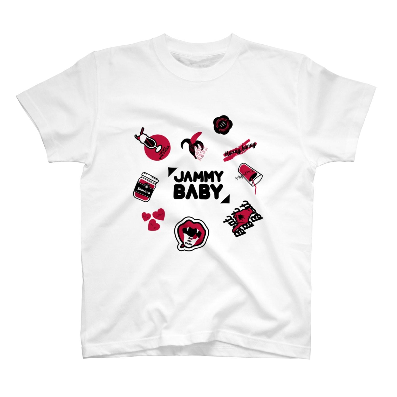 mickeのJAMMY BABY T-shirts