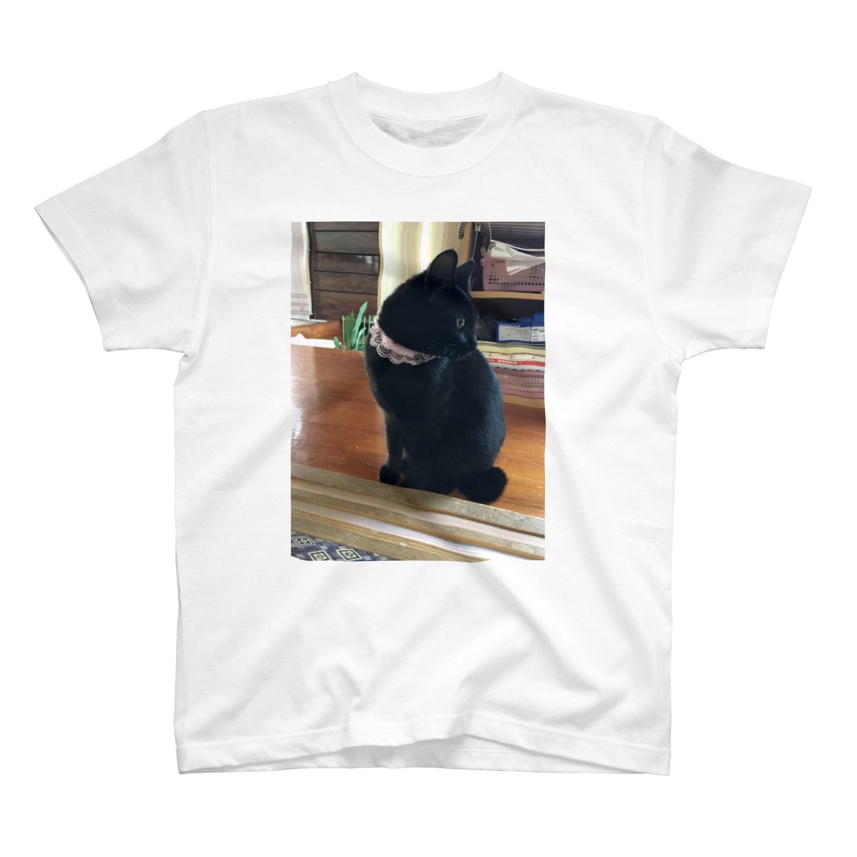 kawabata hirokoのガーリーミャオ T-shirts