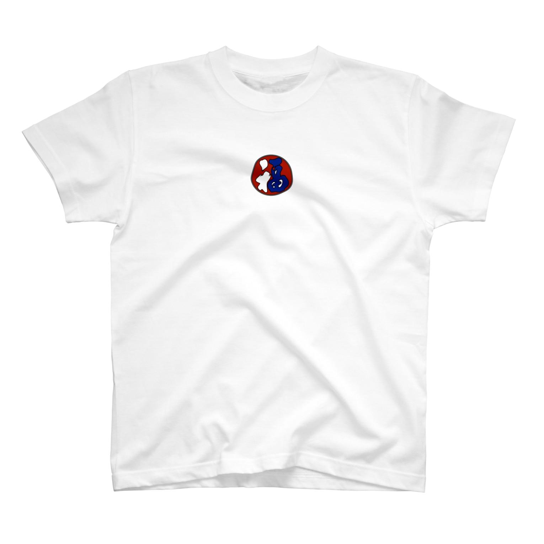 ITANJIの福到了(フー・ダオ・ラ) Tシャツ