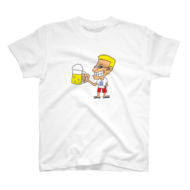 松村堂のmaster100%color T-shirts