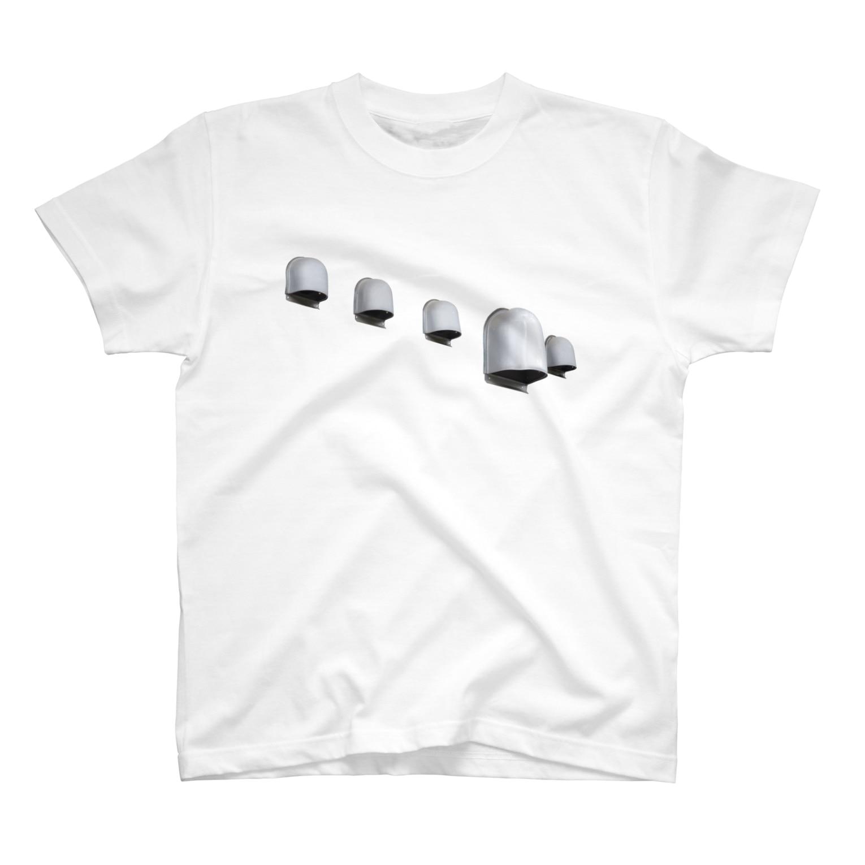 Yusuke Saitohの排気口 T-shirts