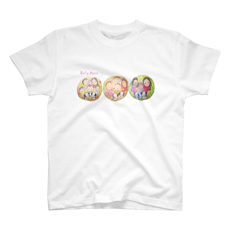 都愛ともかの3回目のべりーペイント♪ T-shirts