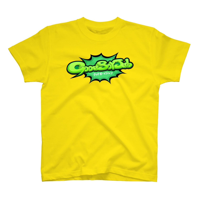 GOOD BOY JABオフィシャルオンラインストアのGOOD BOY JAB Tシャツ