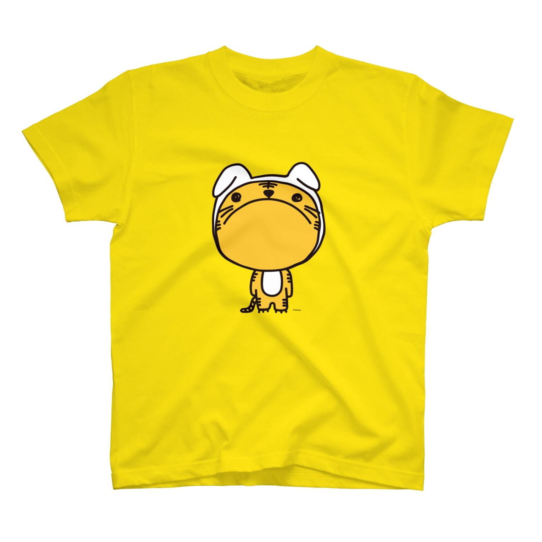 暇人アフロのうさとら。 T-shirts
