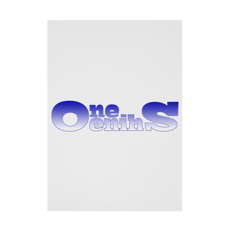 OneShineのOneShine Stickable tarpaulin