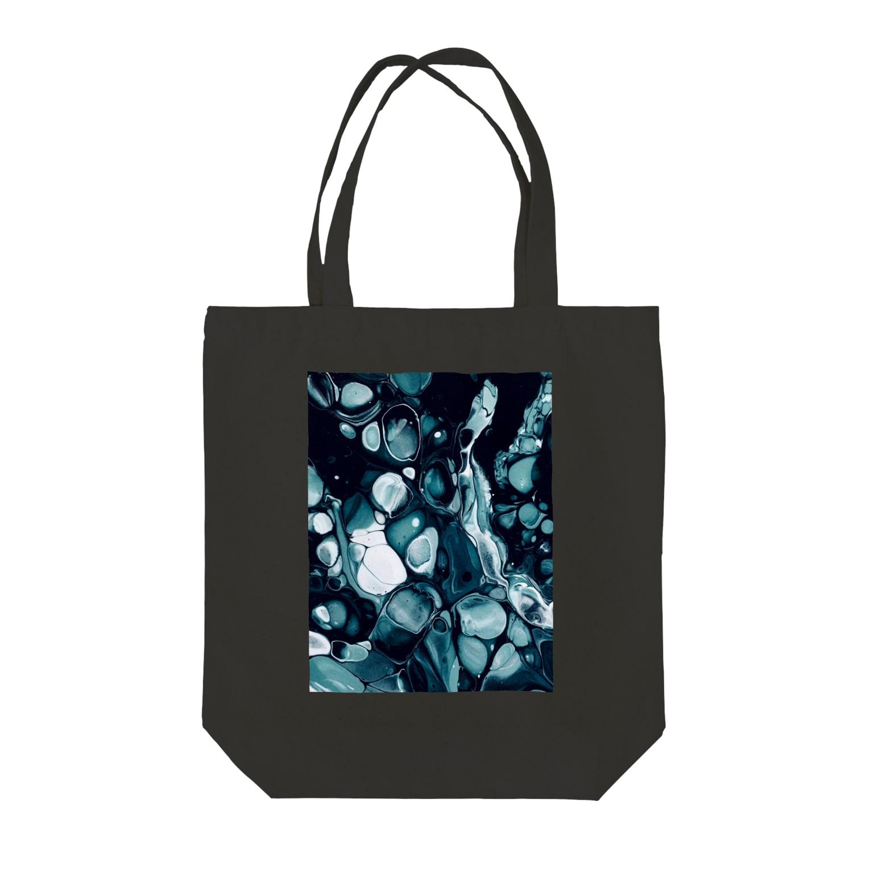 aのfloat Tote bags