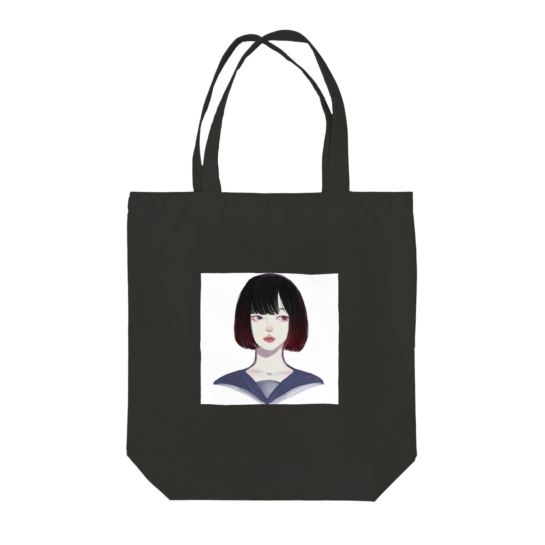 JuRiの思春期 Tote bags