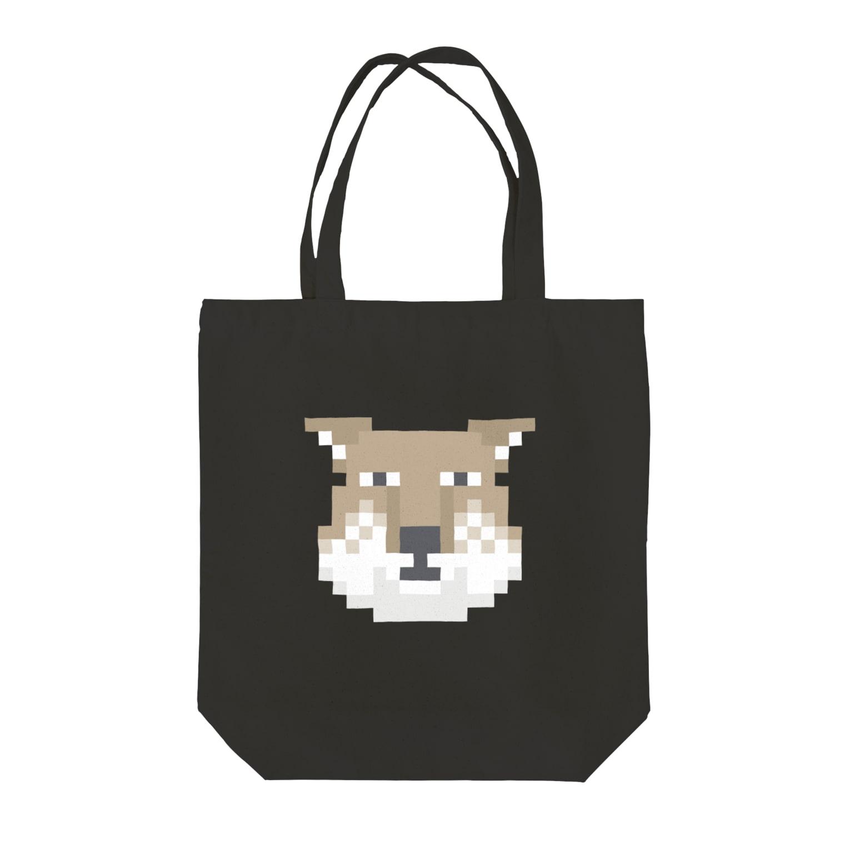 furukawaのチベットスナギツネ Tote bags