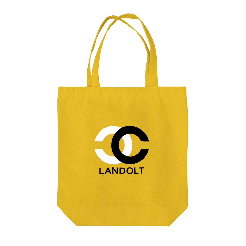 warehouseのLANDOLT Tote bags