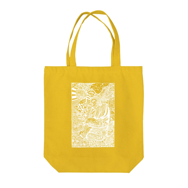 イトスク の鎌倉ワールド(W) Tote bags