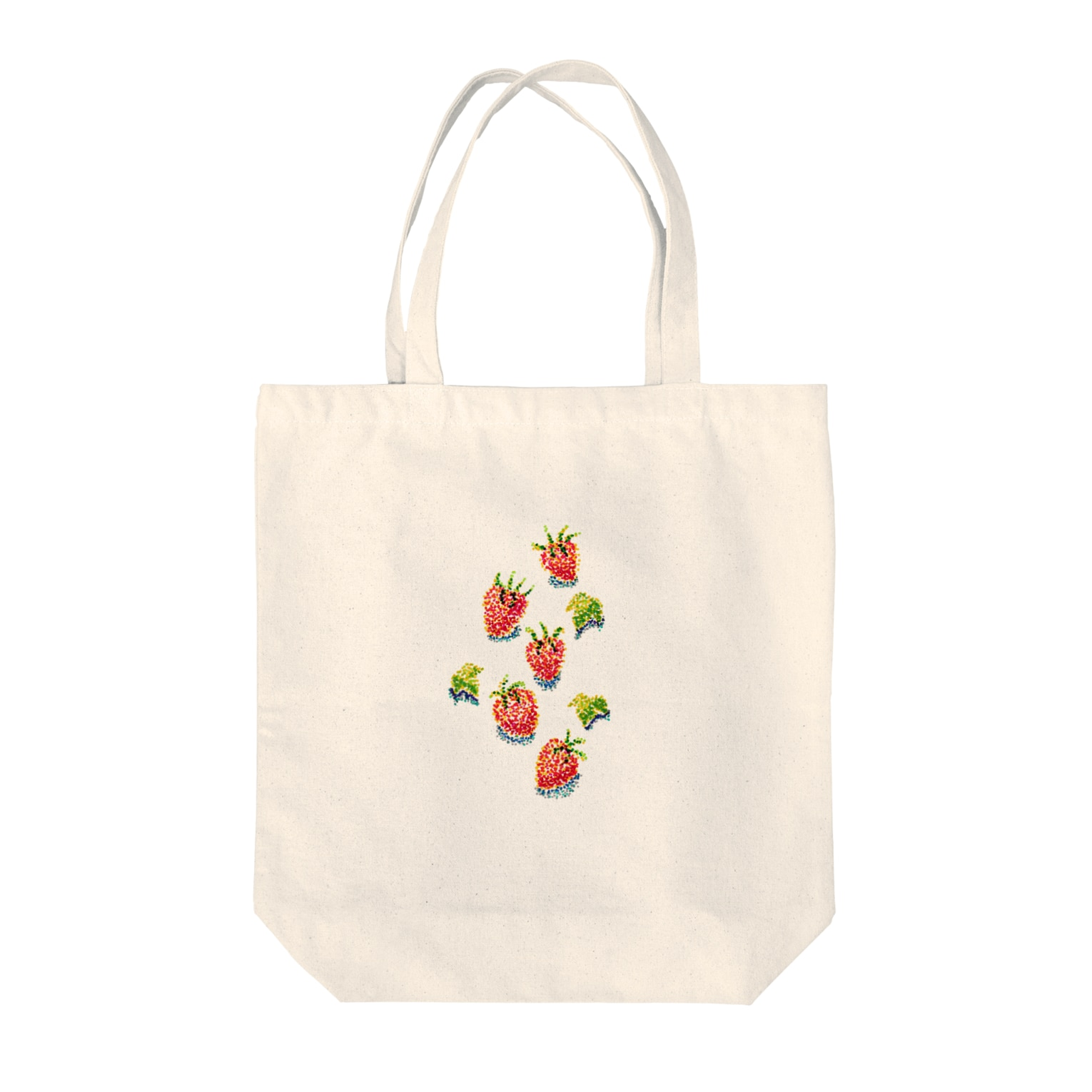 Dreamscapeのイチゴころり・・・ Tote bags