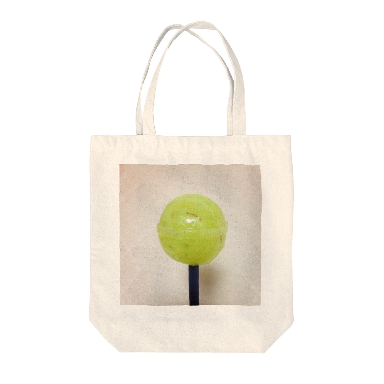 YUKATAの部屋の小宇宙をぶっ刺す Tote bags