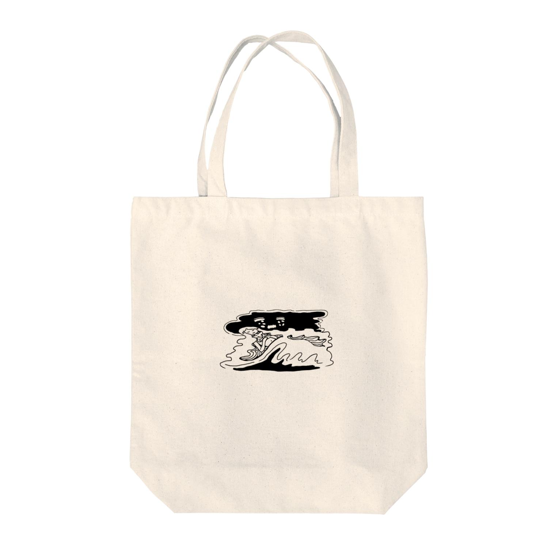 まさみちゃんのゆめちゃん Tote bags