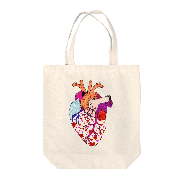 majoccoの乙女心 Tote bags