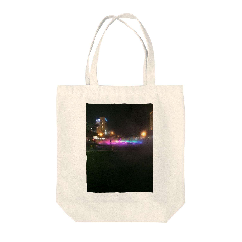 hrkの公園 Tote bags