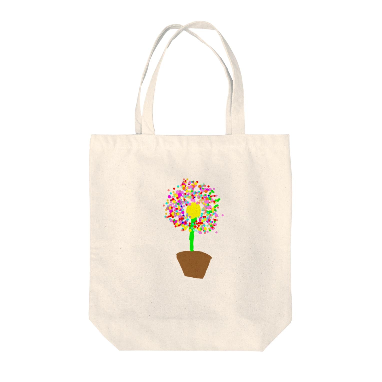symntnrtの華美 Tote bags
