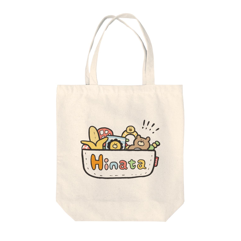 ゆゆ丸のひなた◎ Tote bags