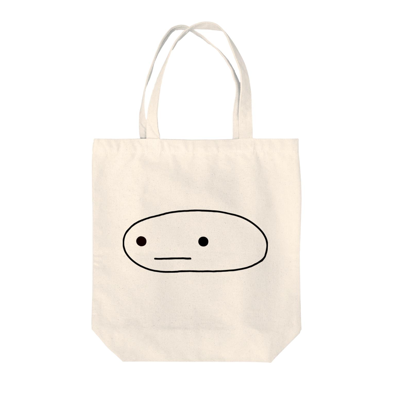 kamotanのまるい何か Tote bags