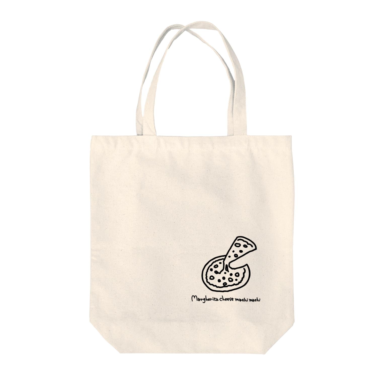 こなもんのまるげりーた ちーずマシマシ Tote bags