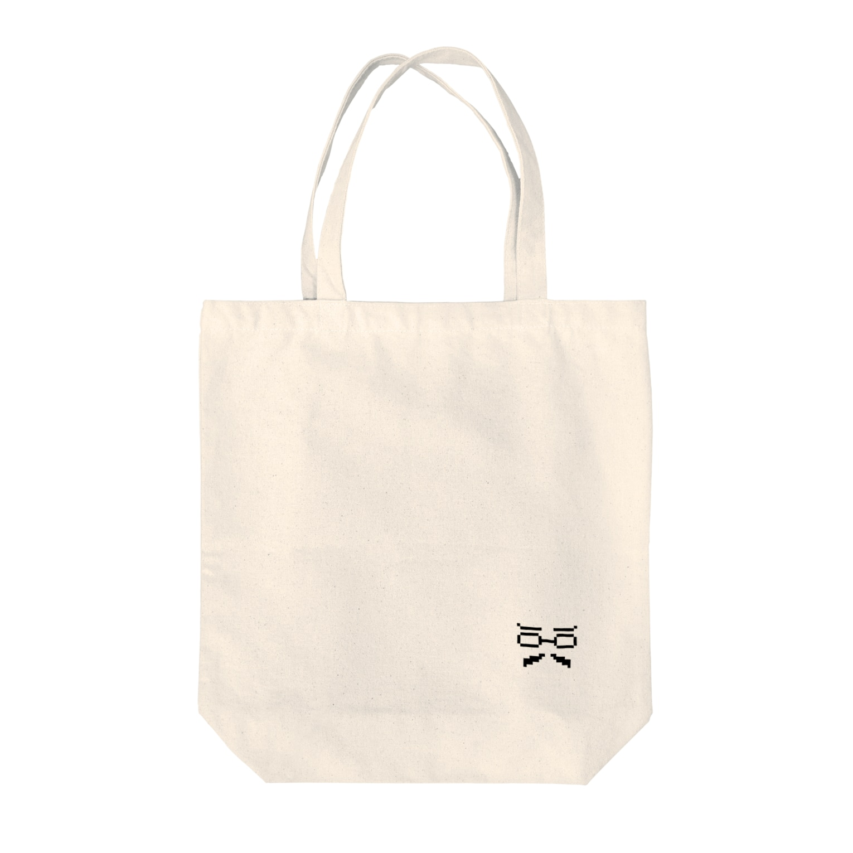 HIGE-MEGANEのHIGE-MEGANE Tote bags