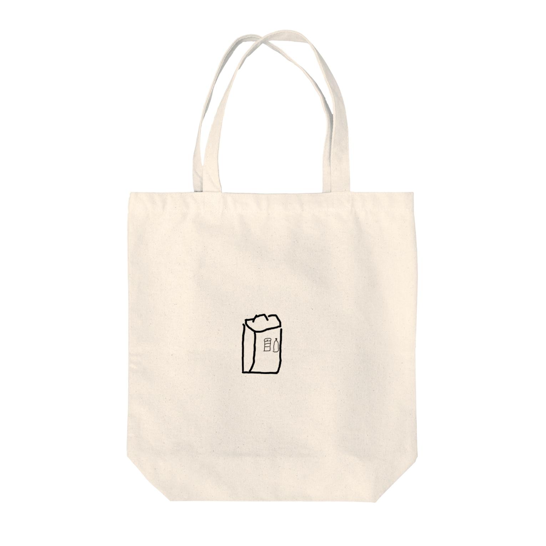 akimayaのゴミ箱 Tote bags
